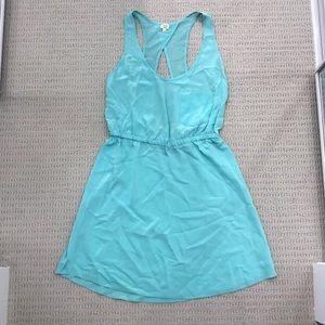 Wilfred 100% silk dress